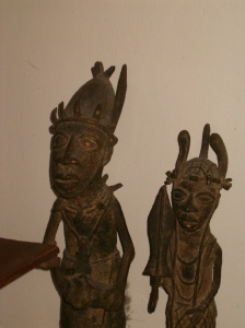 mes statues africaines