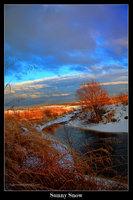 ciel, eau & neige