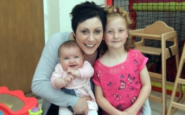 nanny & 2 enfants