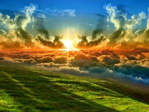 glorieux soleil