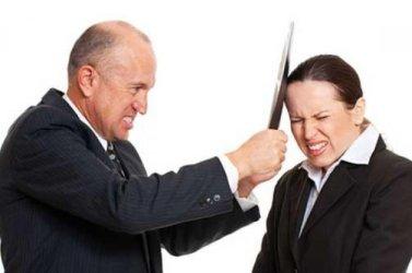 homme tape femme