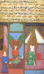 Muhammad & Jibril