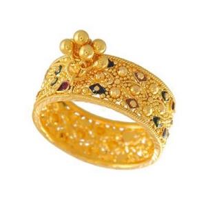 anneau d'or