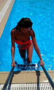piscine & femme2