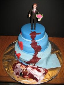 mariée tuée