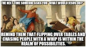 Que ferait Jésus